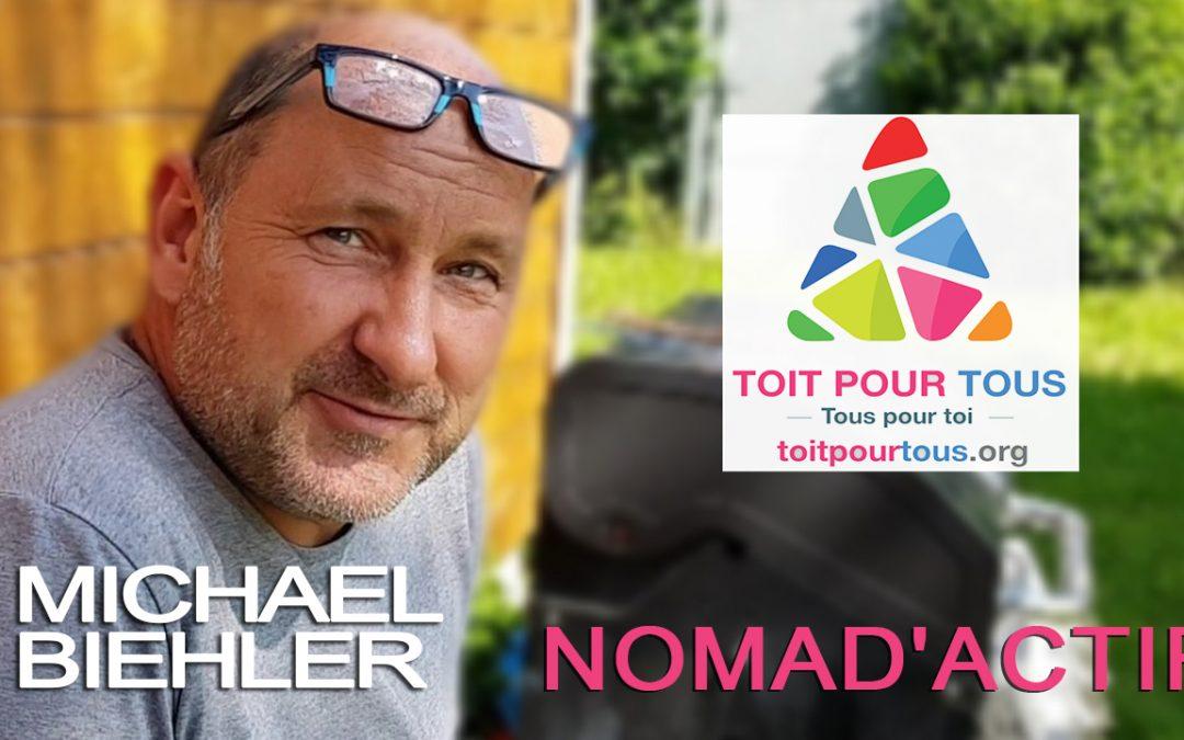 M. Michael BIEHLER NOMAD'ACTIF : « Servir, plutôt que se servir ».