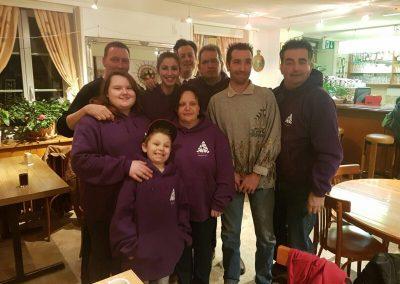 Toute l'équipe TOIT POUR TOUS était au Grand Loto Solidaire à Ecuvillens à l'Auberge communale de la Pinte !