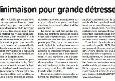 Le Courrier_Avusy_TOIT_POUR_TOUS_06.06.2018