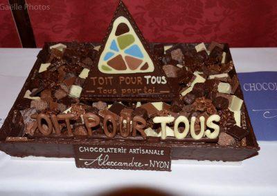 Grand Dîner de Gala TOIT POUR TOUS le 4 mai au BEST WESTERN Plus Mirabeau Hôtel – Un succès !